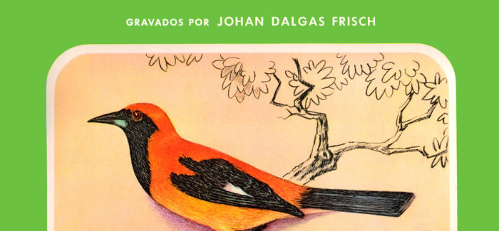 La bossa des oiseaux du Brésil