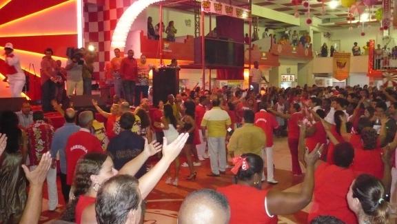 Salgueiro, champion du Carnaval 2009