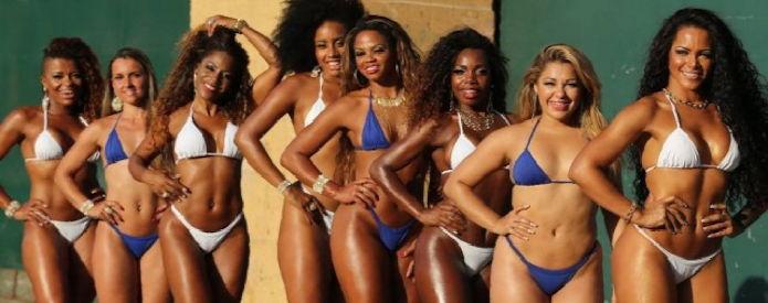 Les plus jolies filles du Carnaval de Rio