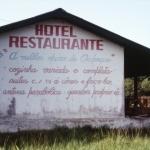 hpotel pourri à Oiapoque au Brésil
