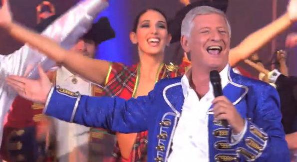 Samba de France par Patrick Sébastien