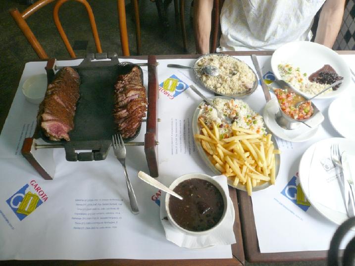 L 39 art de la viande au br sil expliqu par un cuisinier br silien for Cuisinier un bras