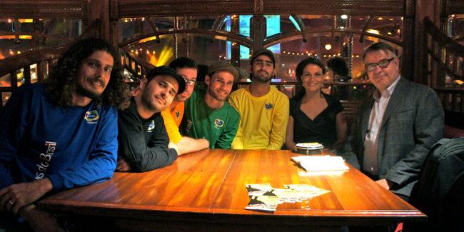 Le Brésil en promotion au Cabaret Sauvage