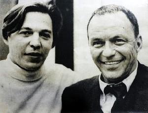 Tom Jobim et Frank Sinatra 1967
