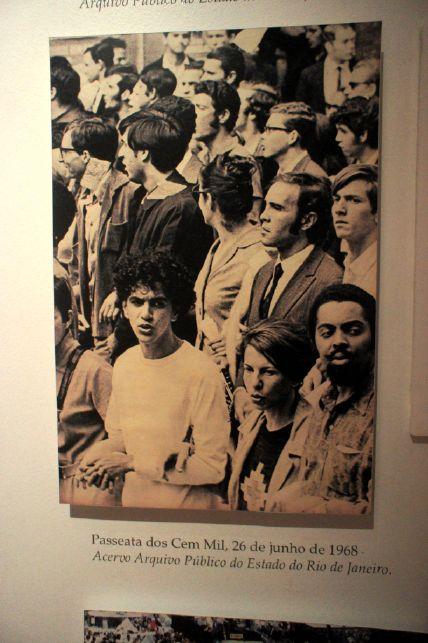 Manif Rio 1968