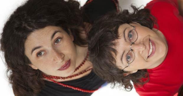 Aurélie et Verioca. Naturelles, pas naturalisées.