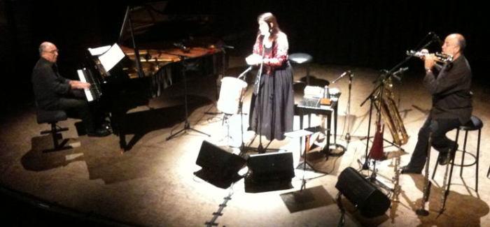 Mônica Salmaso et l'âme poétique brésilienne