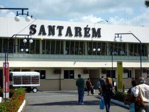 aéroport-de-Santarem-Brésil