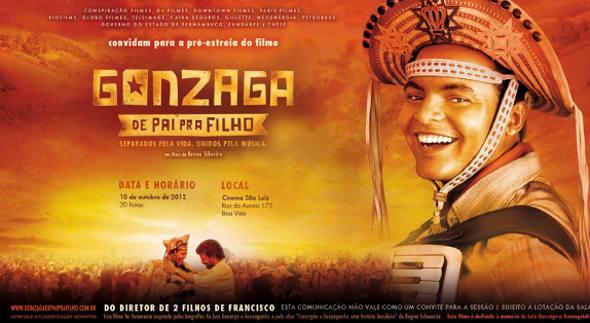Le nouveau film de Breno Silveira célèbre Luiz Gonzaga