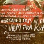la campagne de Fiat qui a inspiré les manifestations de Rio