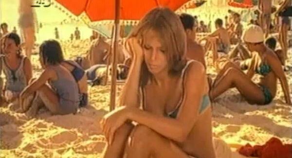 Rio, l'été, l'amour, et un bikini bleu