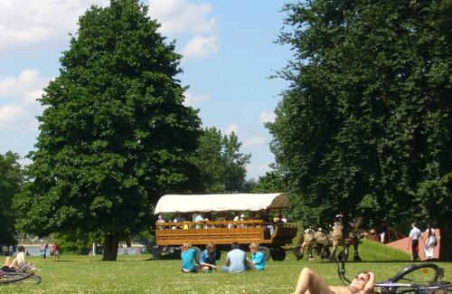 Samba d'été en Allemagne