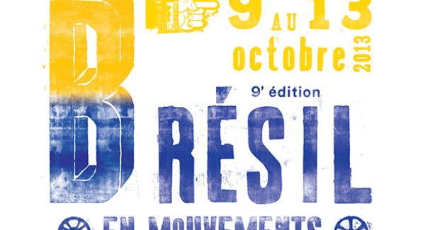 9ème Festival Brésil en Mouvements