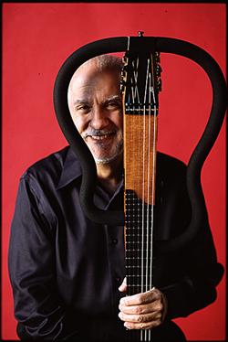 Oscar Castro-Neves et sa guitare Frameworks