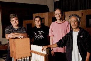 Uakti groupe du Minas Gerais reprend les Beatles au cana byte