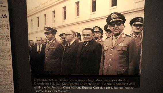 Il y a cinquante ans, le coup d'Etat au Brésil