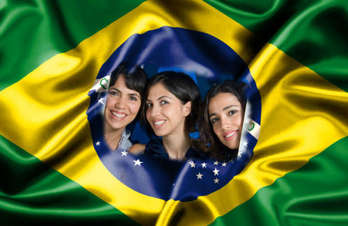 L'hymne national brésilien par le trio Amaranto