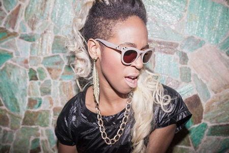 Rap au féminin avec Karol Conka