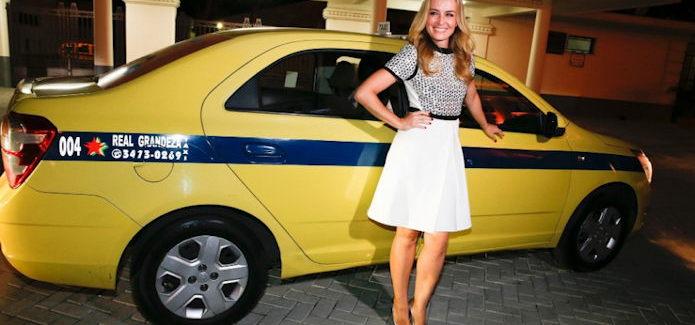 Joe le taxi brésilien